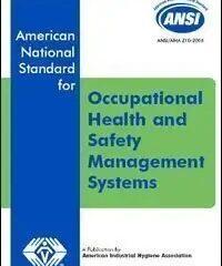 Total Worker Health® Management System Standard
