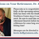 My Retirement Announcement